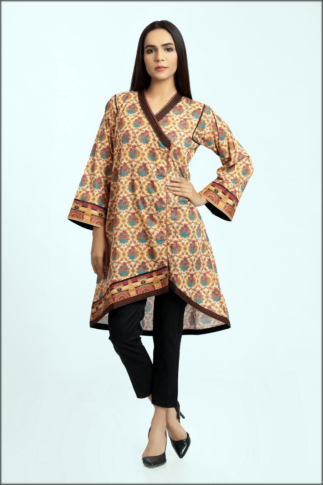linen kurta designs