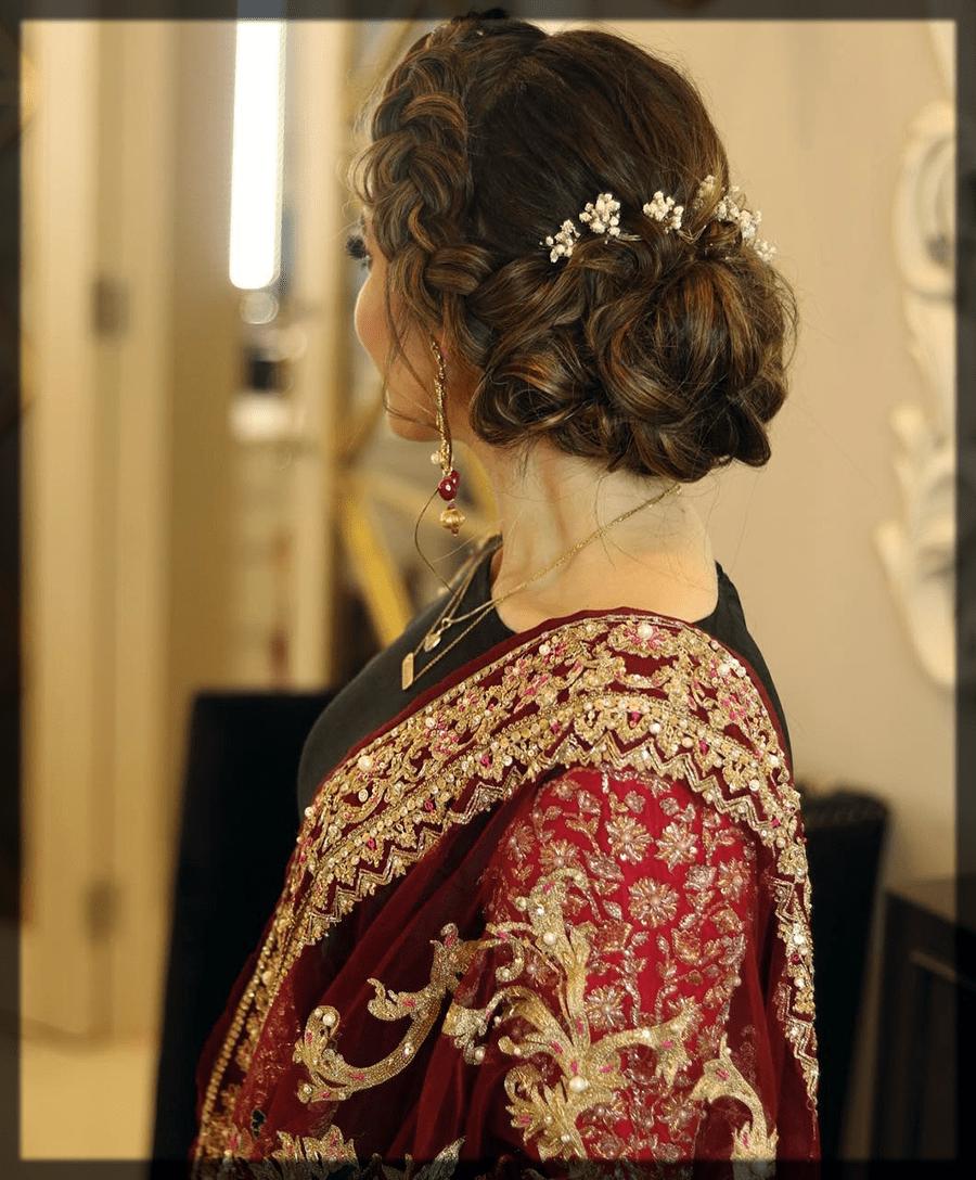 most demanding bridal barat hairstyles
