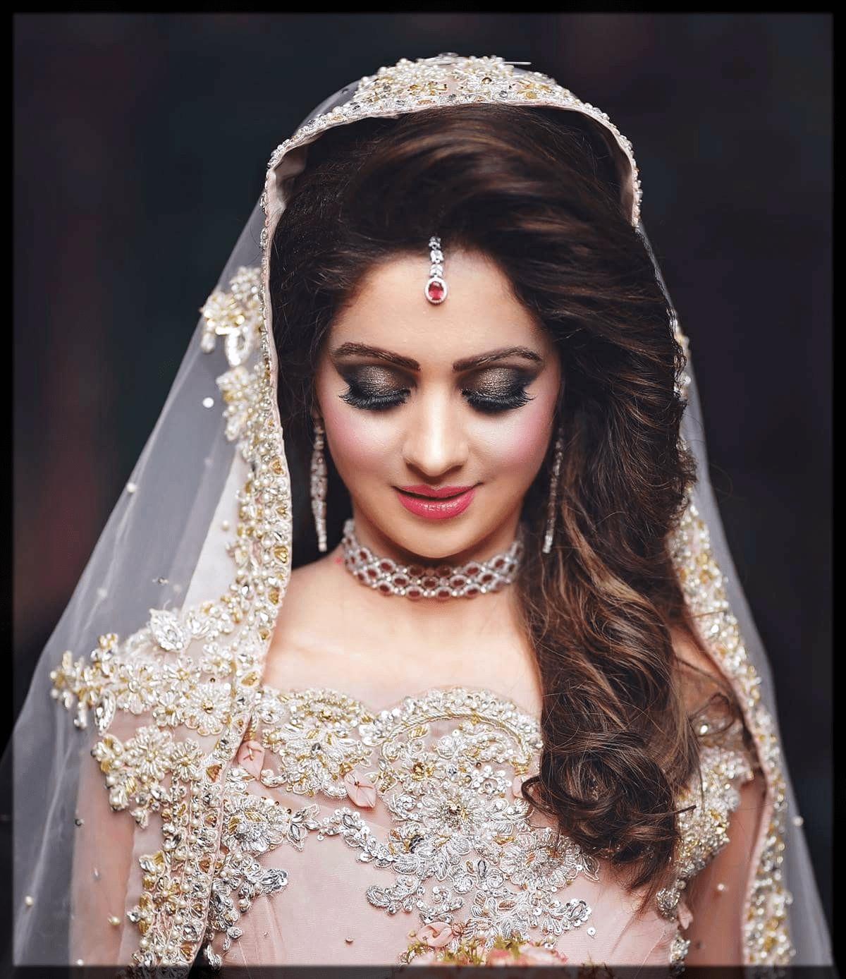most demanding bridal walima hairstyles