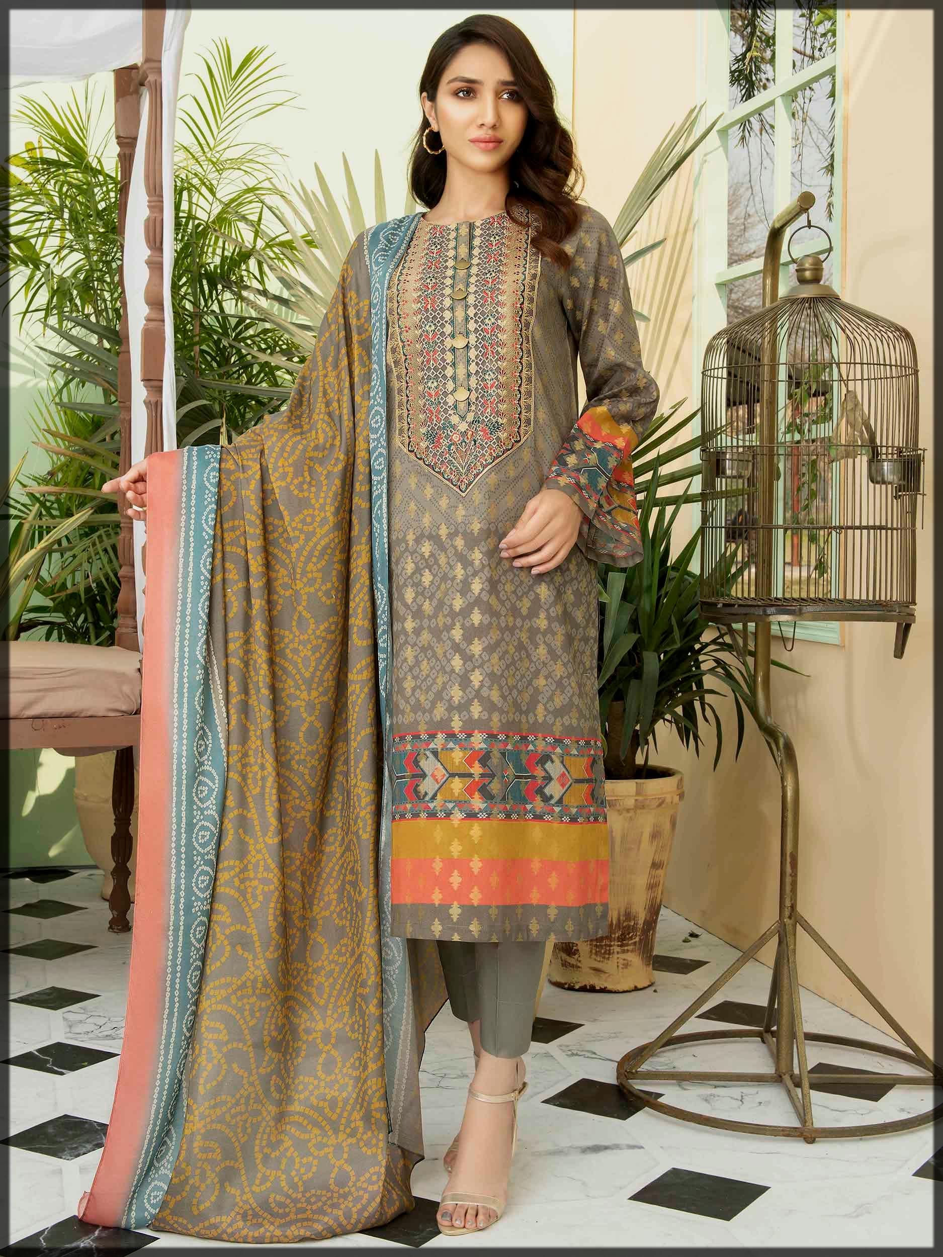 pakistani eid dresses by limelight