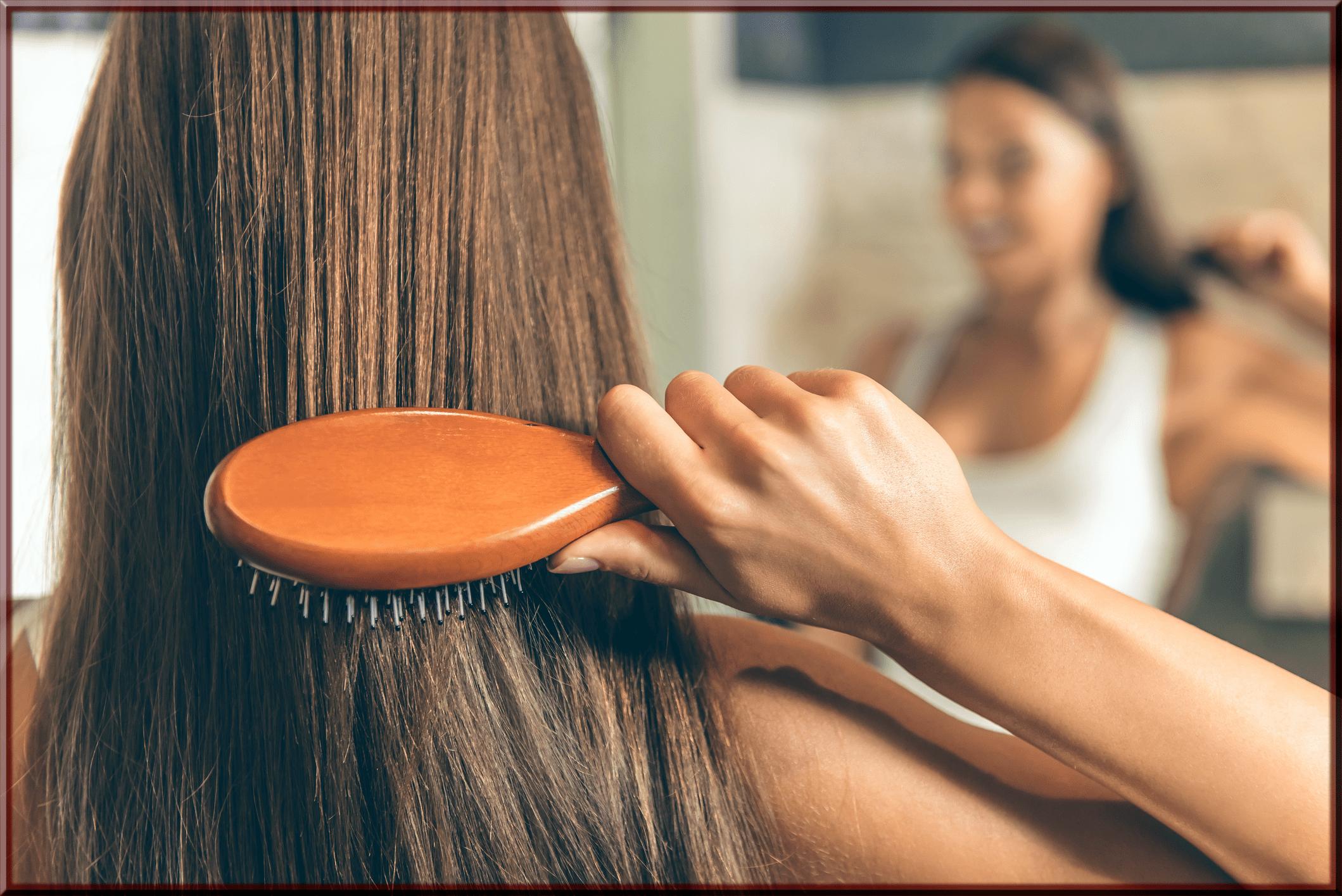 prep your hair before applying dye