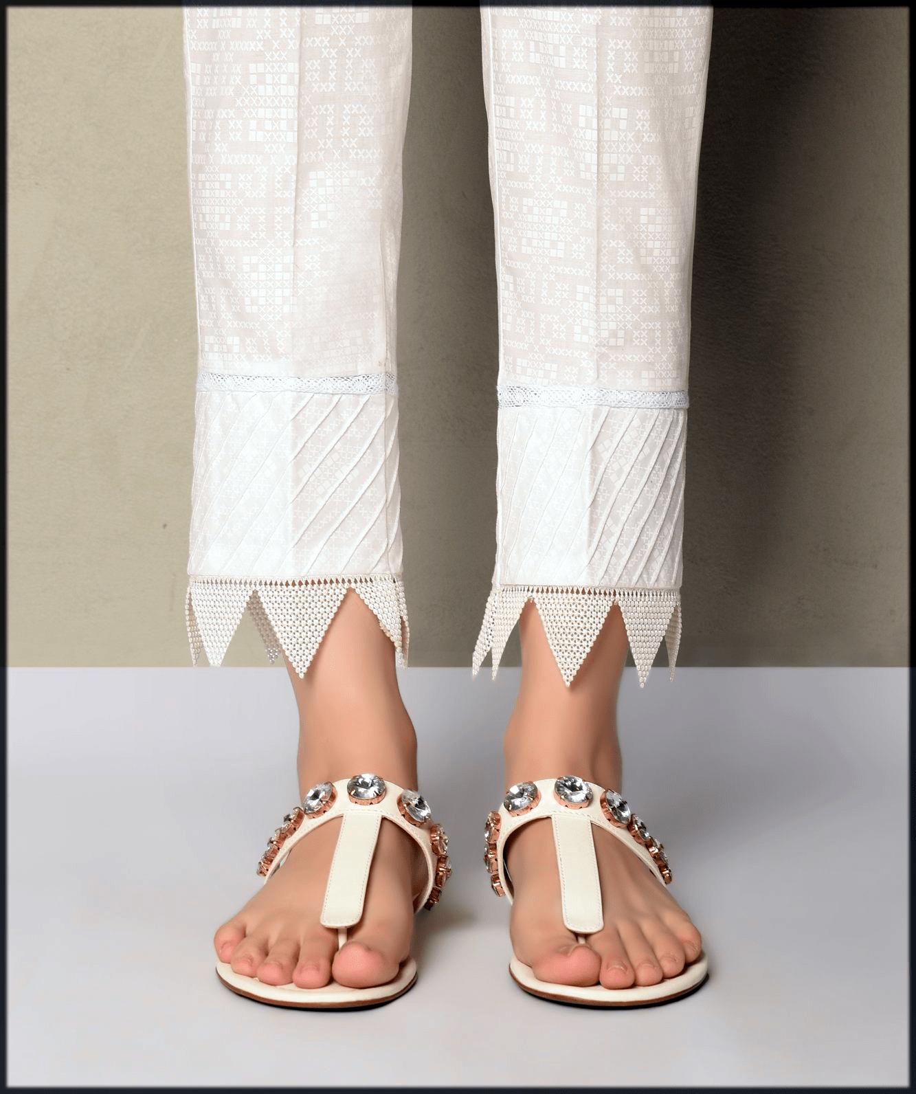 pretty Lawn trouser design