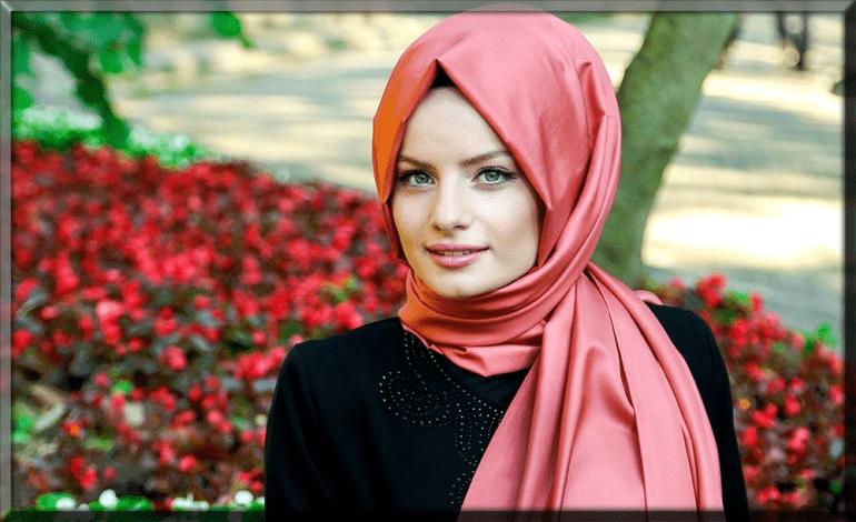 simple turkish hijab style 2020