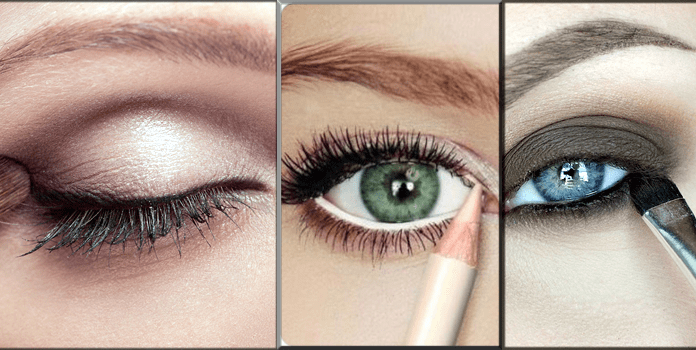 step by step eyeshadows tutorial 2020