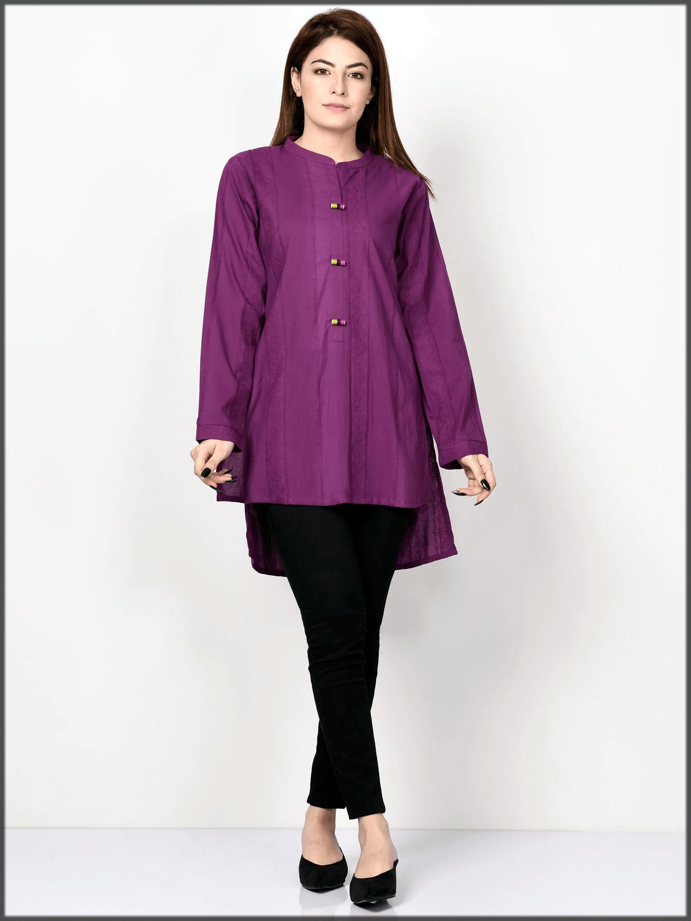 stylish kurta design for girls