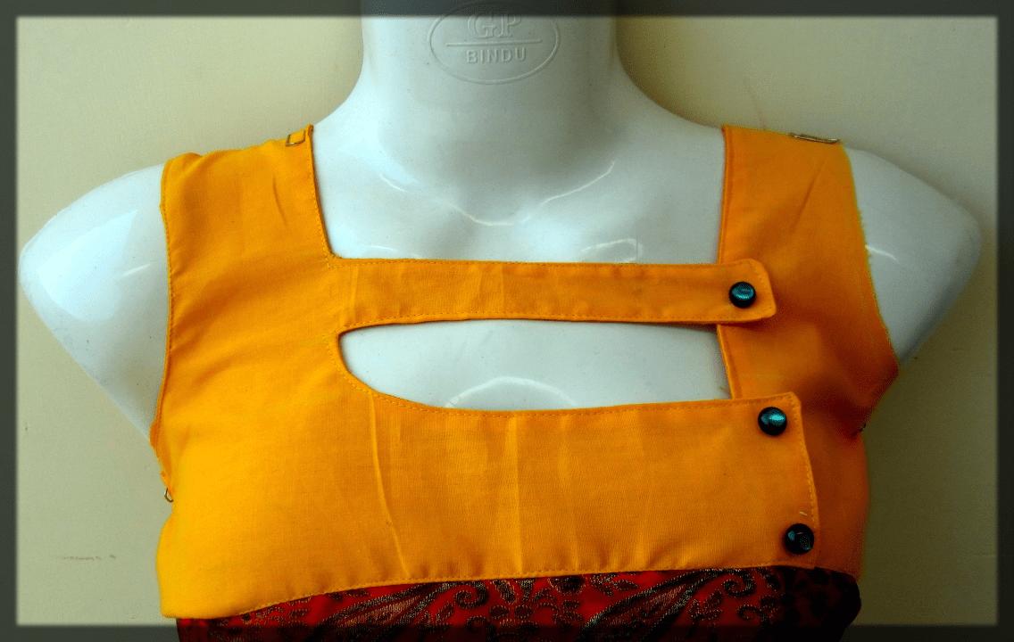 stylish neckline designs