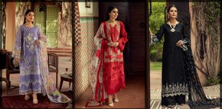 Charizma Eid Collection 2021 [Unstitched Eid Dresses With Price]
