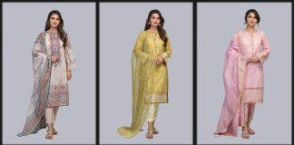 Bonanza Satrangi Eid Collection 2021 For Women [With Prices]