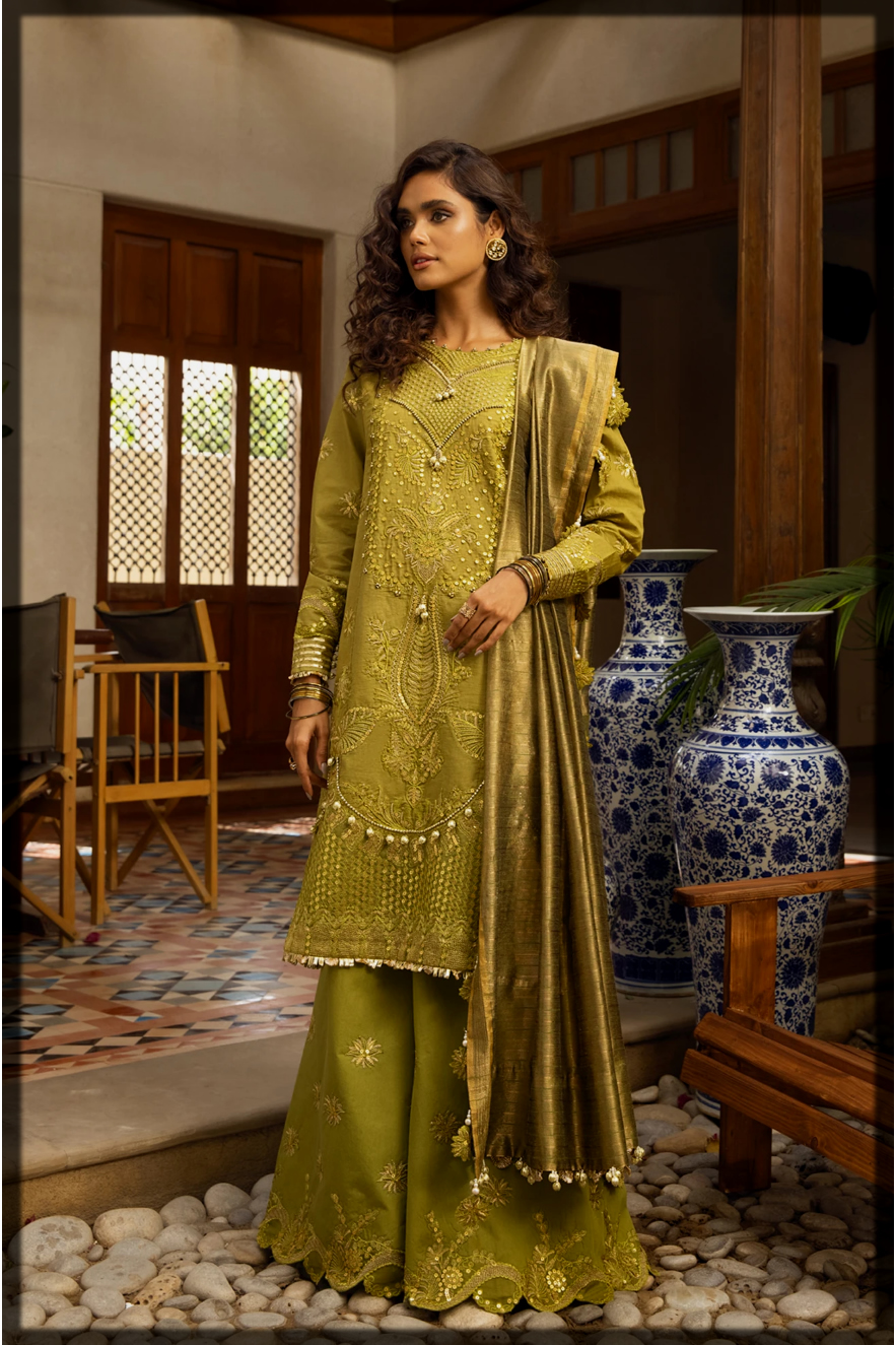 Ethnic by Outfitters eid collection for women