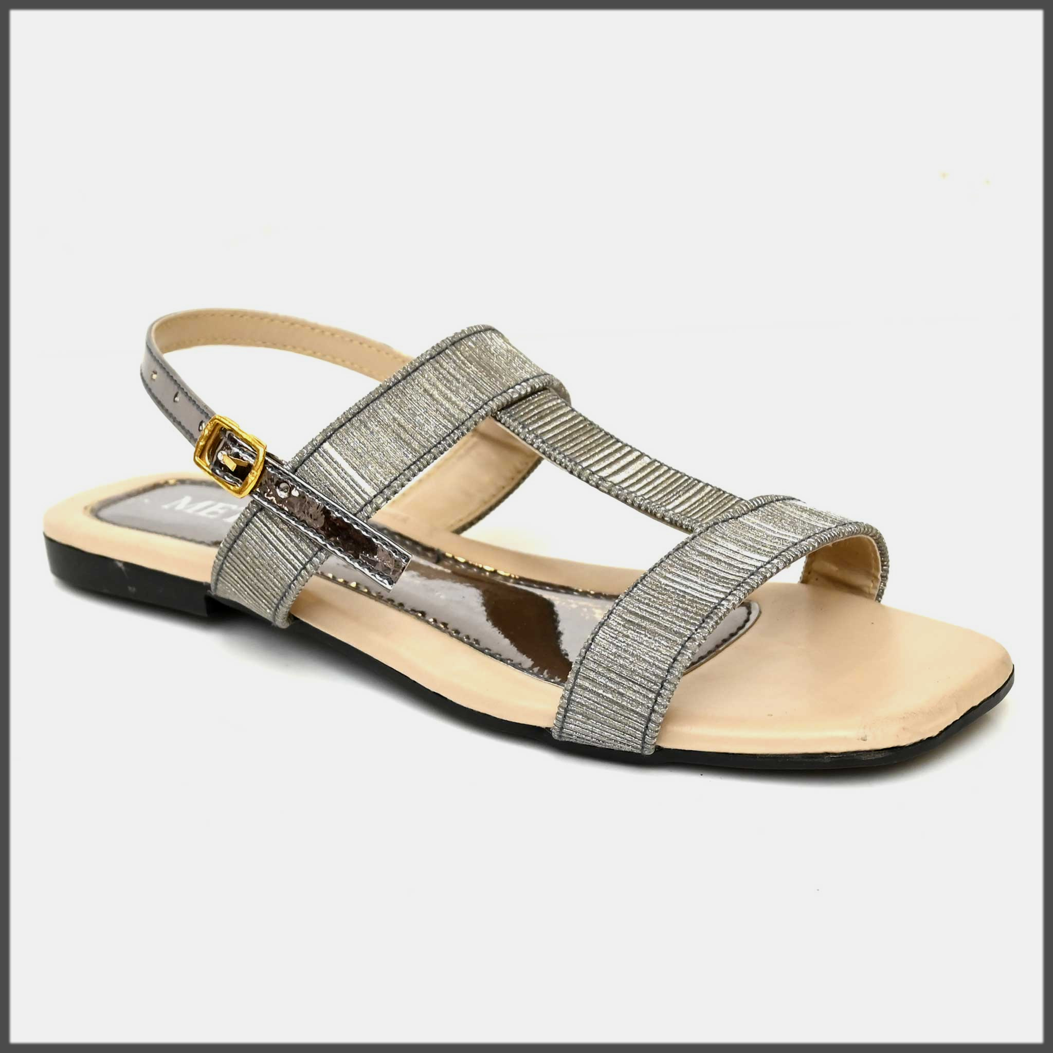 Flat Sandals by Metro