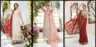 Maria B Eid Collection 2021 Mbroidered Dresses with Prices [New Arrivals]