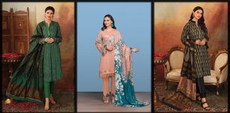 Nishat Linen Eid Collection 2021 Latest Festive Dresses with Prices
