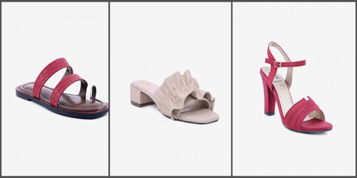 Stylo Shoes Eid Collection for women and young girls