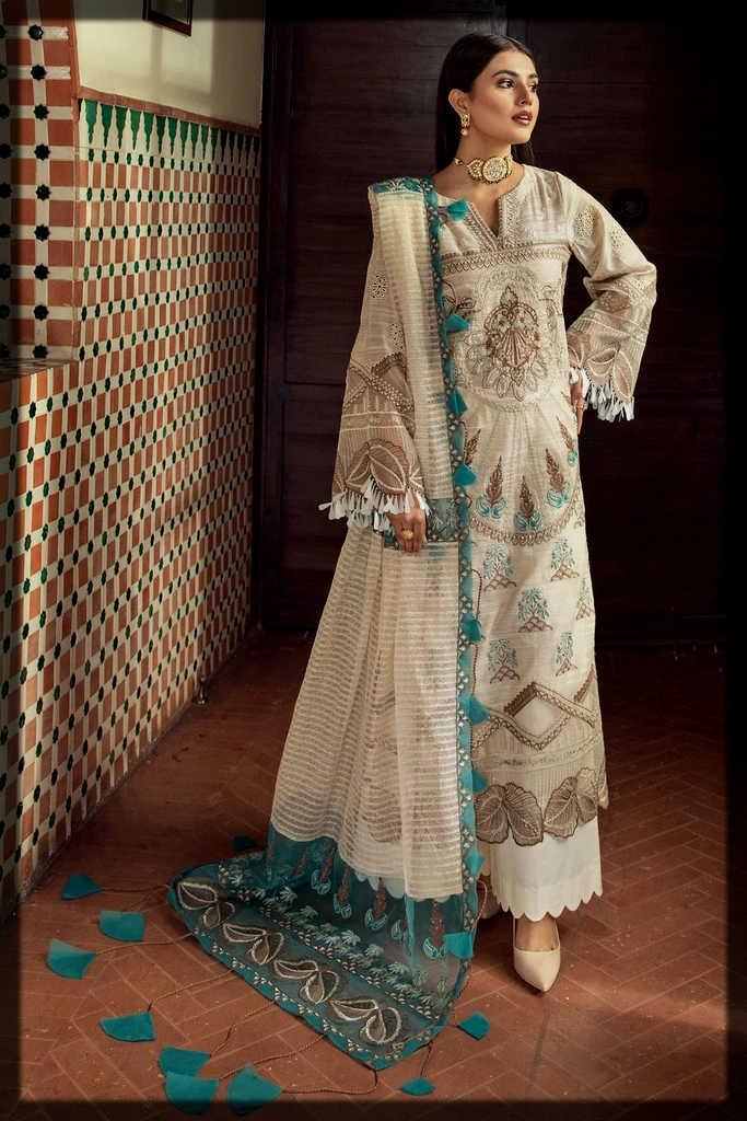 Unstitched Charizma Eid Collection