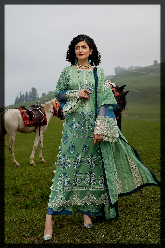 appealing Charizma eid collection for women