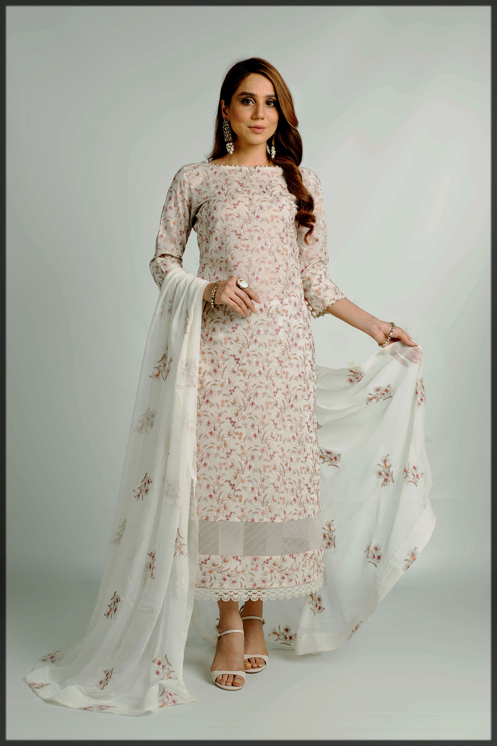 appealing bareeze eid collection for women