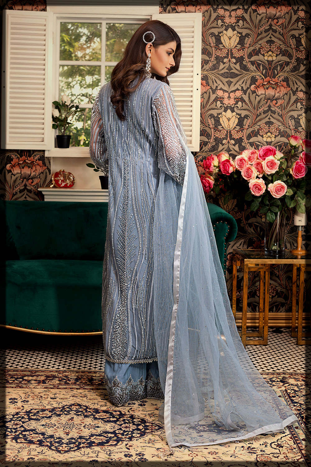 chic Gul Ahmed Festive Eid Collection for women