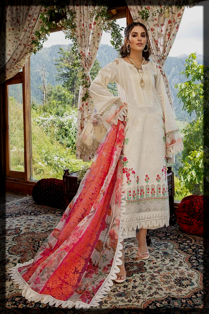 classical Unstitched Eid Collection for women