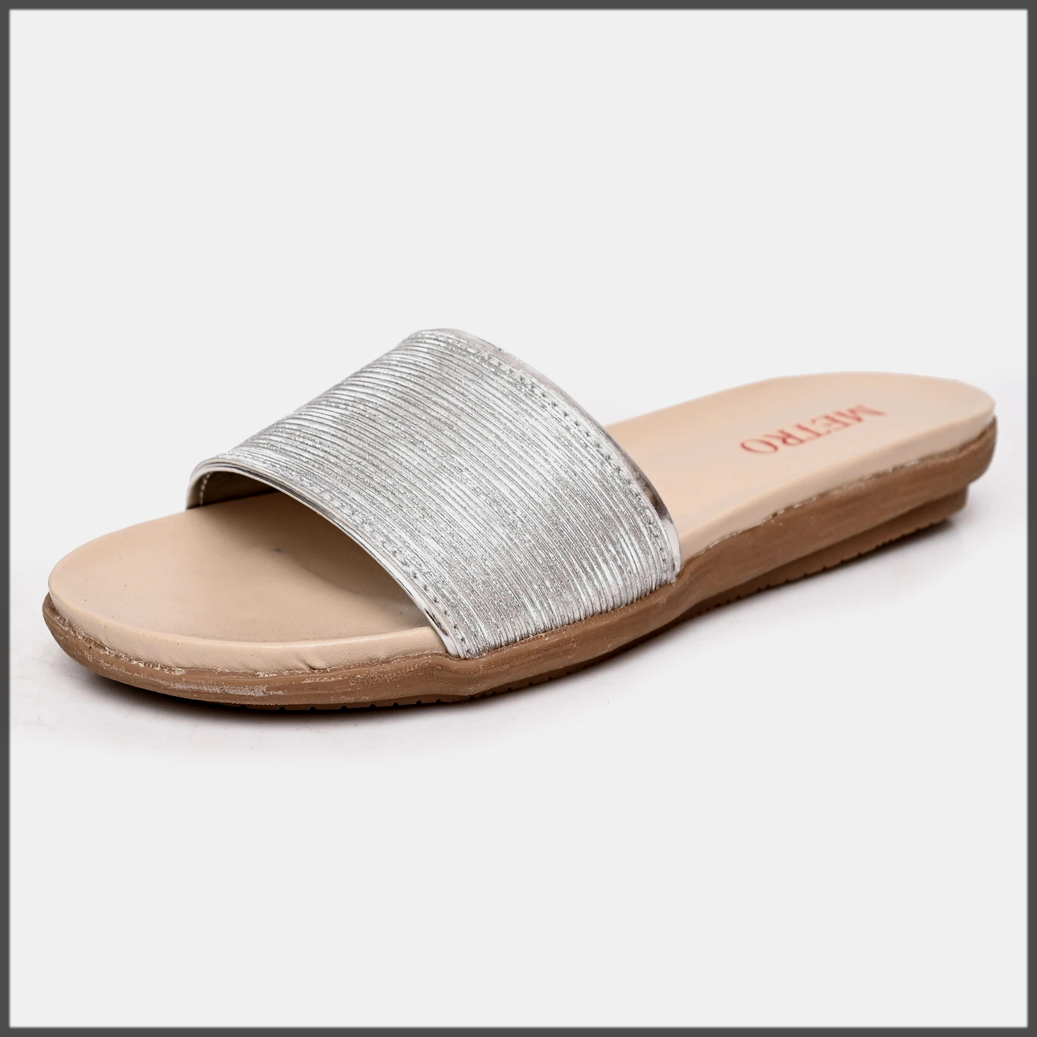 comfy home wear chappal