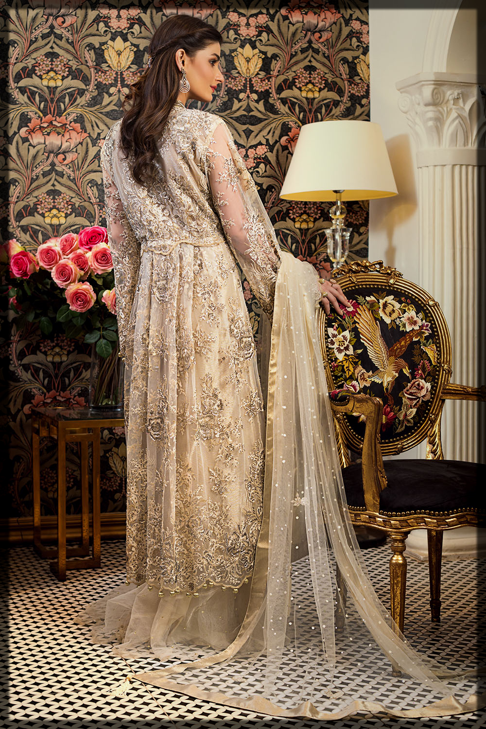 dazzling Gul Ahmed Festive Eid Collection for women