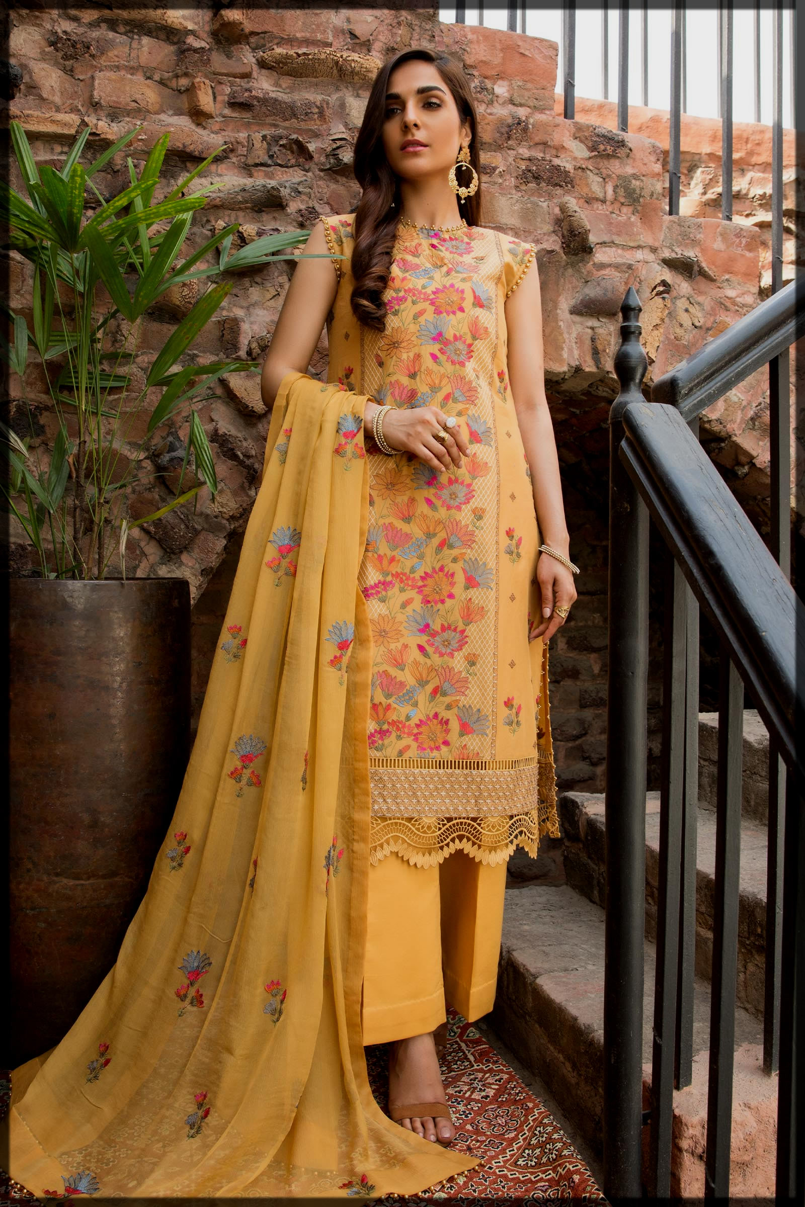 dazzling bareeze eid collection