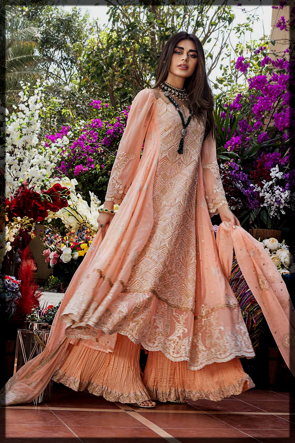 dazzling gul ahmed eid collection for women