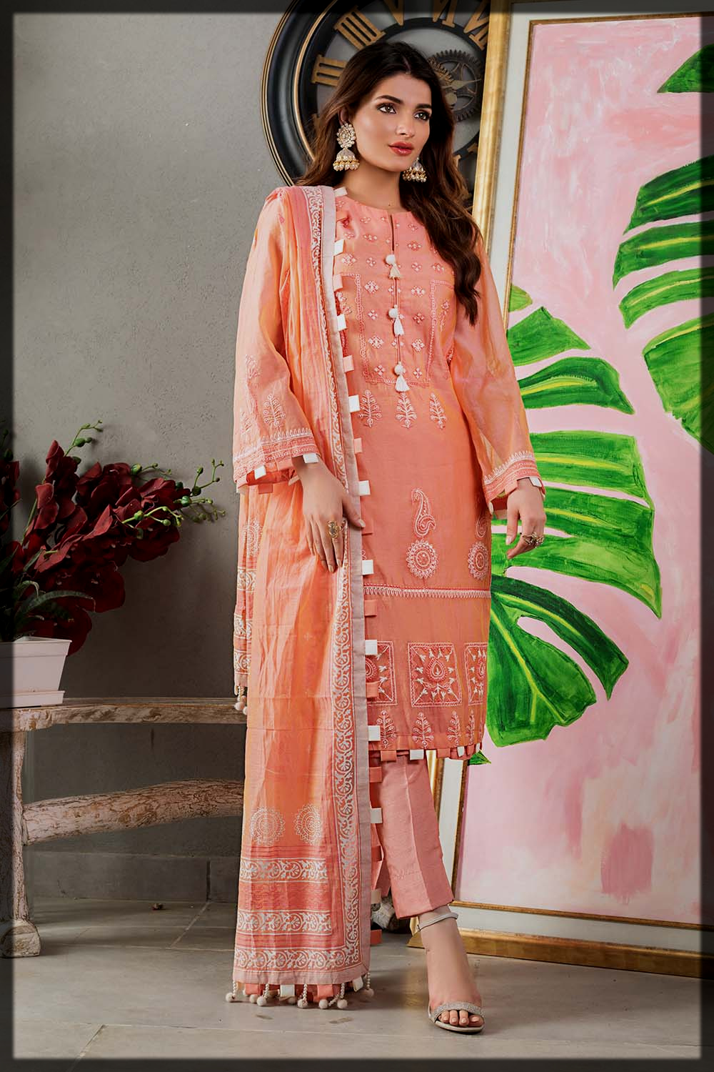 dazzling gul ahmed eid collection