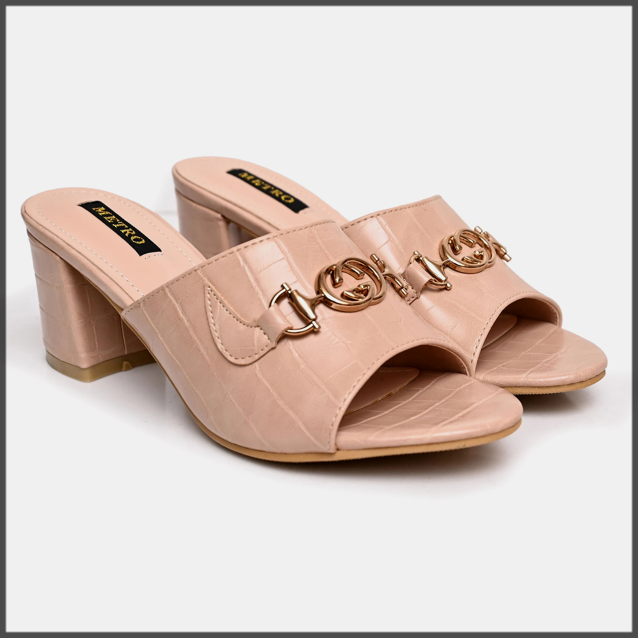 dazzling metro shoes eid collection