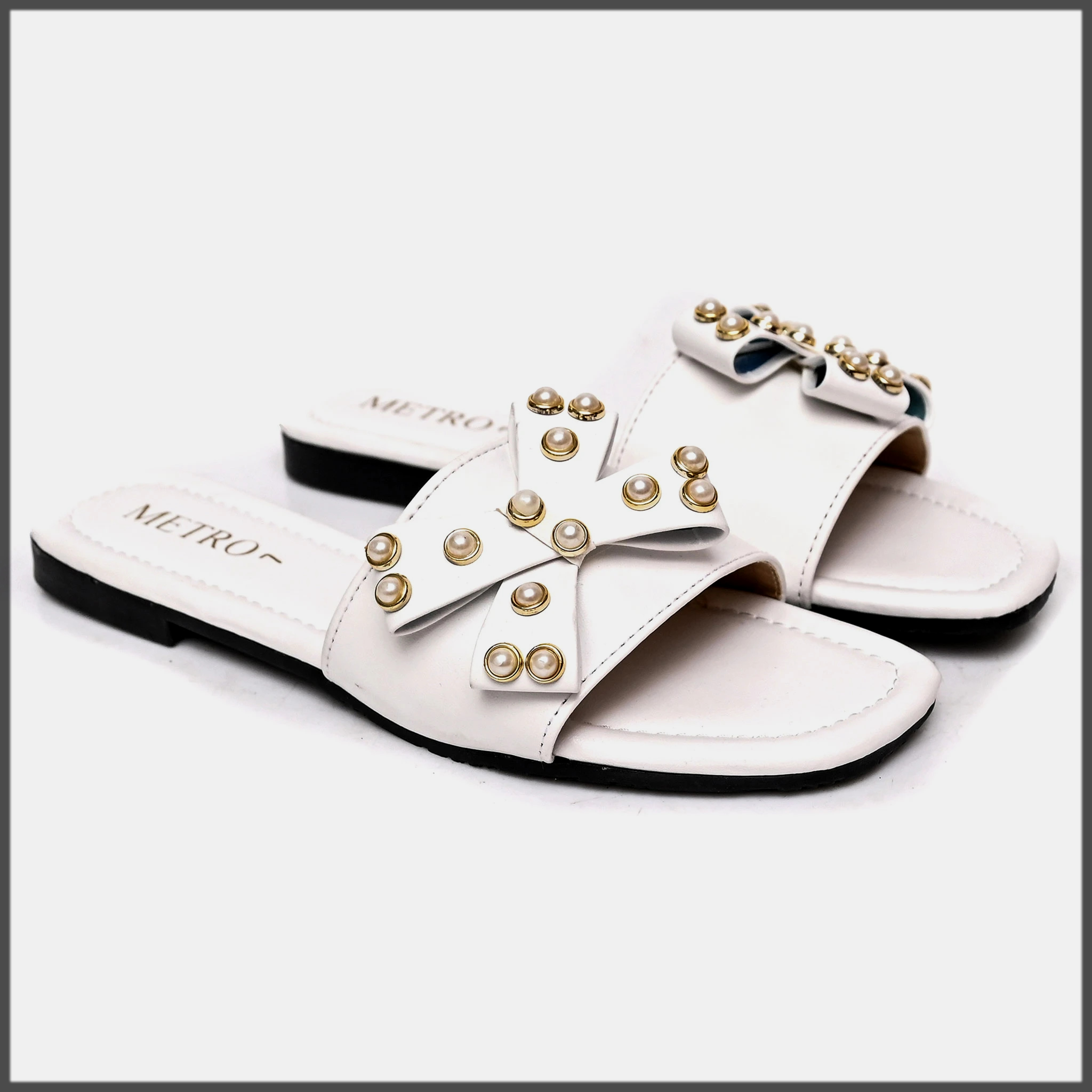 fancy white summer shoes
