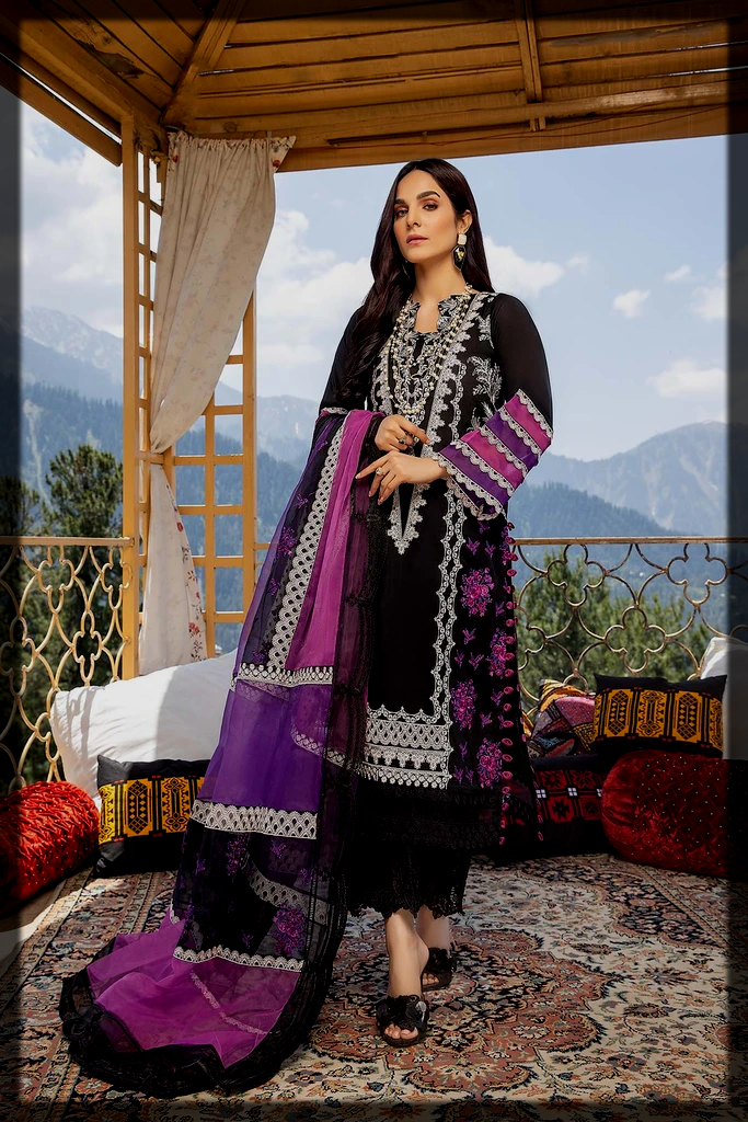 latest Charizma Eid Collection for women