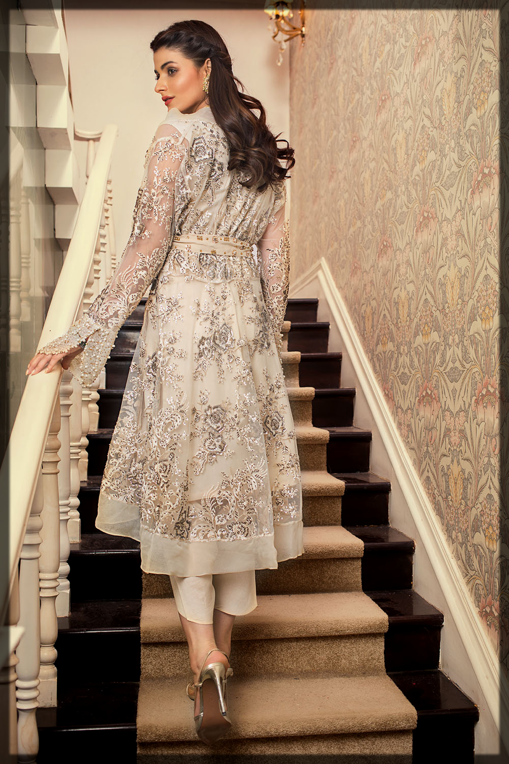 modest Gul Ahmed Eid Collection