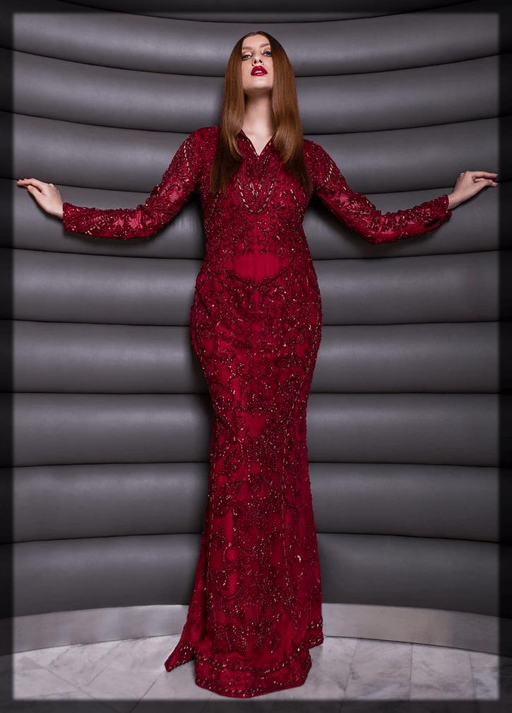 slay hollywood dress design
