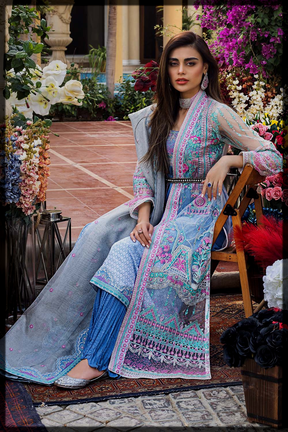 stunning Gul Ahmed Eid Collection