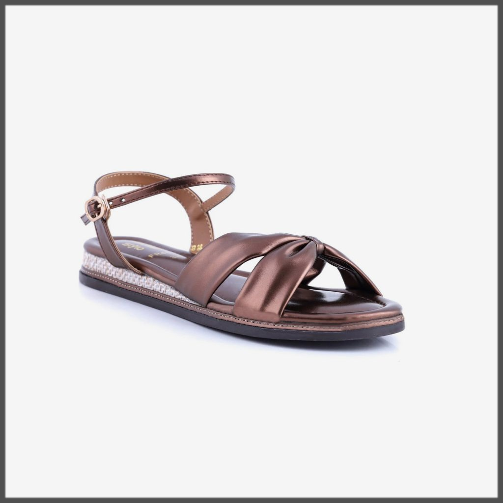 stylo eid collecPeach Color Formal Sandalstion for women
