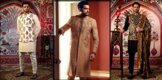 Barat Dresses for Groom 2021 - Top Men Wedding Dresses in Pakistan