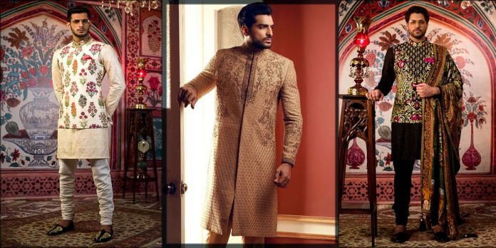 Barat Dresses For Groom Latest Styles