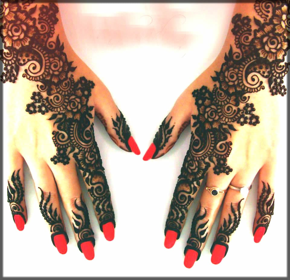 Beautiful new styles for hands