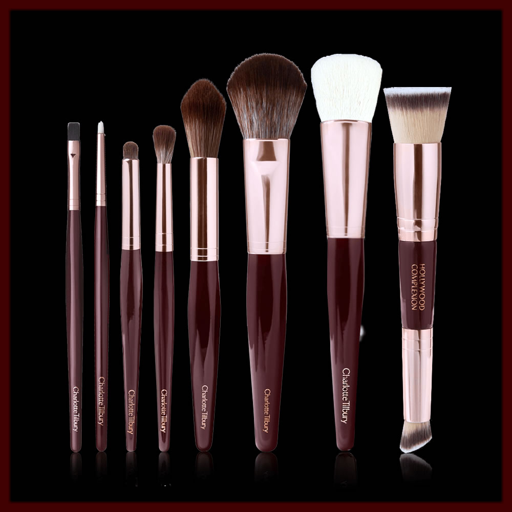 Charlotte Tilbury Brushes Collection