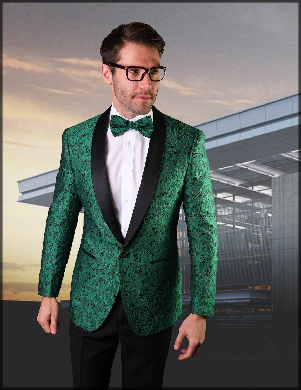 Green Walima Dress For Groom