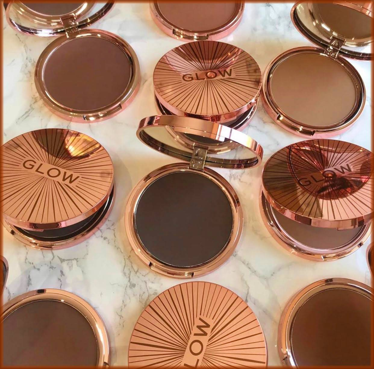 Darker Bronzer Shades to make your nose look thinner with makeup