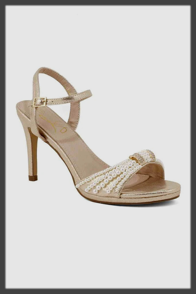 Extraordinary Ankle Strap Heels for Ladies