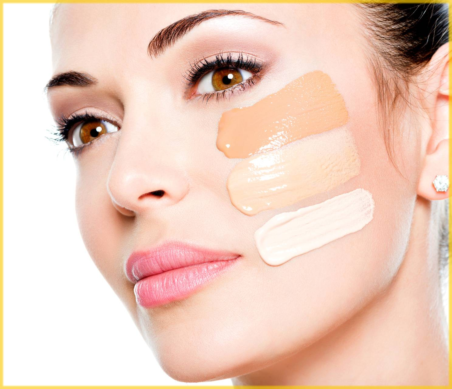 Foundation Colors For Face