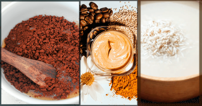 Homemade Whitening Face Masks for all ages of women