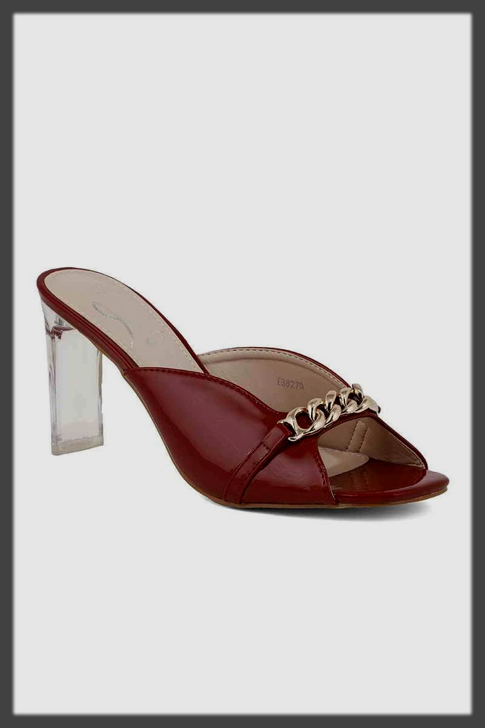 Insignia Shoes Summer Collection in Chunky Heels