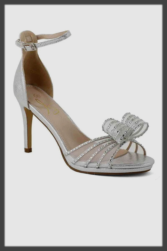 LOVELY Ankle Strap Heels for Ladies