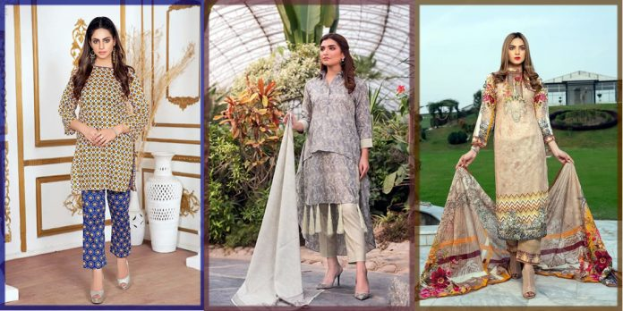 Latest and classy Sitara Studio summer lawn collection