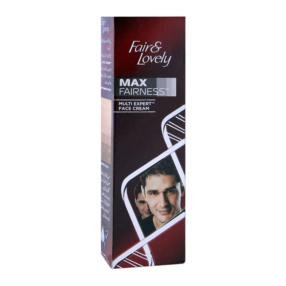 Max Fairness Multi Expert Face Cream