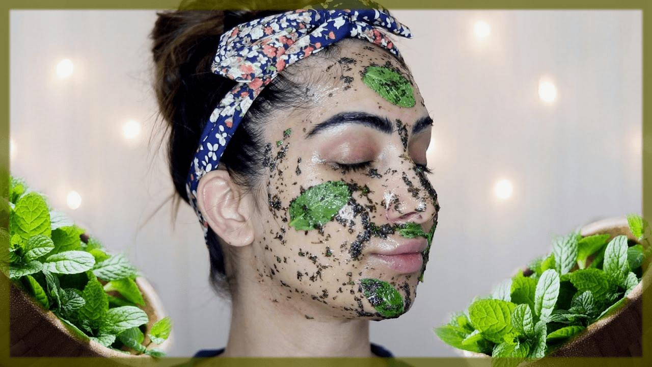 Mint Leaves The Homemade Whitening Face Masks