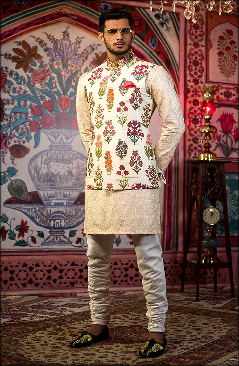 Nomi Ansari Kurta Barat Dresses For Groom