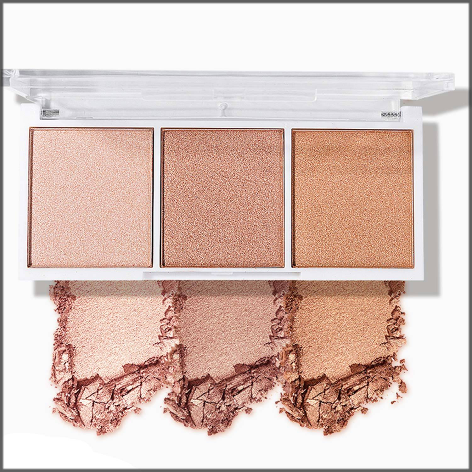 Shimmery Highlighters